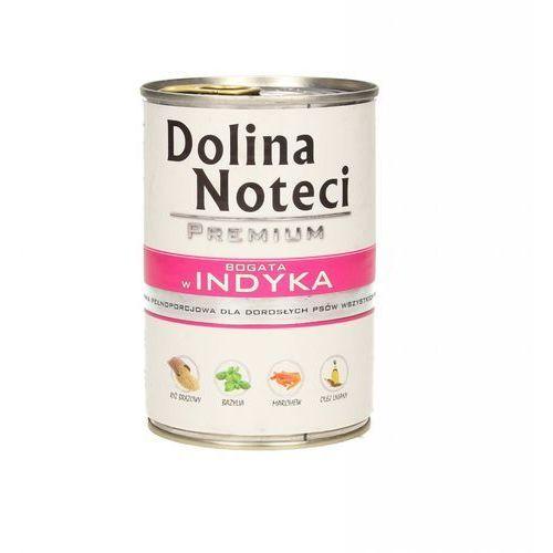 DOLINA NOTECI PREMIUM BOGATA W INDYKA 400G