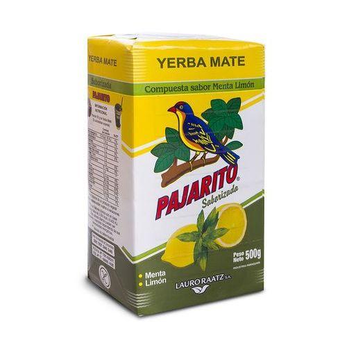 Pajarito Yerba mate cytrynowo-miętowa (menta-limon) (7840013000320)