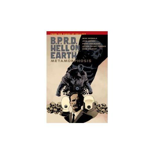 B.p.r.d. Hell On Earth Volume 12: Metamorphosis