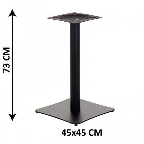 Podstawa stolika sh-3060/b, (stelaż stolika), kolor czarny marki Stema - sh