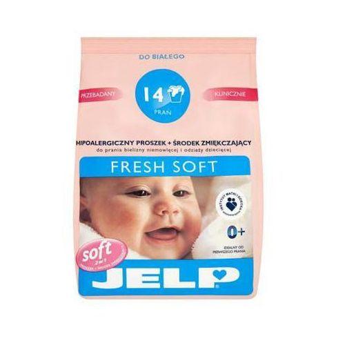 JELP 1,12kg Hipoalergiczny proszek do prania białych tkanin 0m+