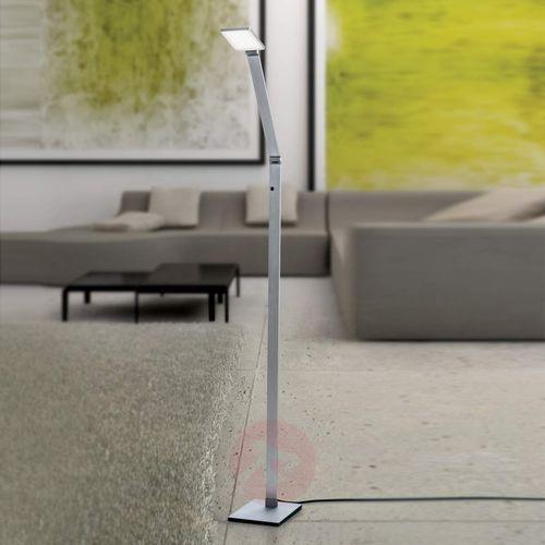 Lampa stojąca LED AYANA, ze ściemniaczem dotykowym