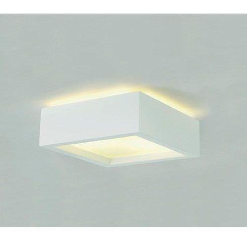 Lampa sufitowa 148002, e27, (dxsxw) 25 x 25 x 9 cm, biały marki Slv