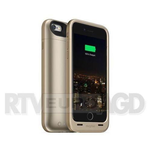 juice pack plus iphone 6/6s (złoty) wyprodukowany przez Mophie