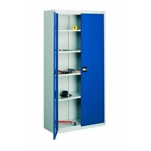 Metalowa szafa warsztatowa do garażu Swm 404 półek 4-120 cm