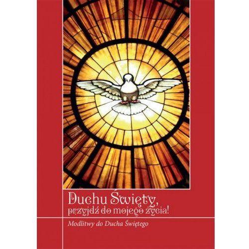 Produkt polski Duchu święty, przyjdź do mojego życia! modlitwy do ducha świętego