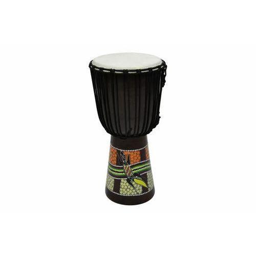 Bęben djembe - etniczny instrument z afryki 50 cm marki Garthen