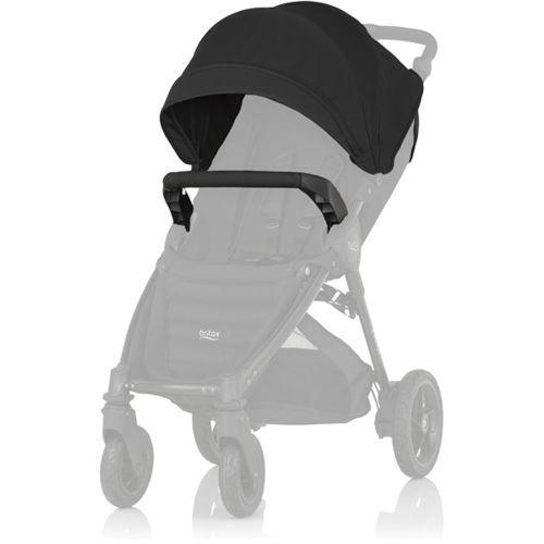 Britax wózek spacerowy b-motion 4 plus cosmos black, marki Britax, romer