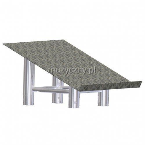 Duratruss  dt 34-lct-1 element konstrukcji aluminiowej - blat mównicy