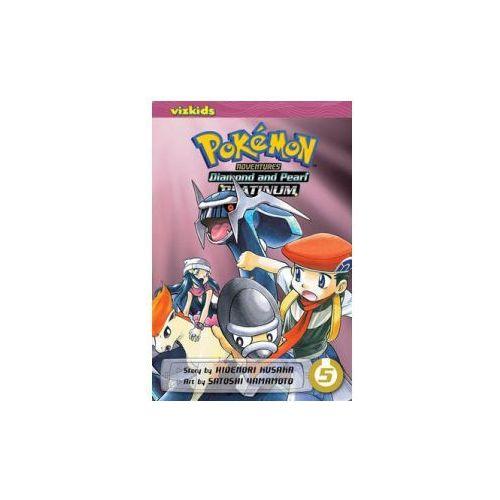 Pokemon Adventures: Diamond and Pearl/Platinum, Vol. 8