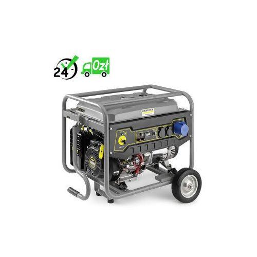 Karcher Agregat prądotwórczy pgg 6/1 (5,5 kw / 13 km) generator negocjuj cenę! => 794037600, odbiór osobisty, dowóz!