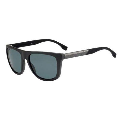 Boss by hugo boss Okulary słoneczne boss 0834/s polarized hwm/ra