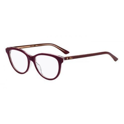 Dior Okulary korekcyjne  montaigne 17 mvg