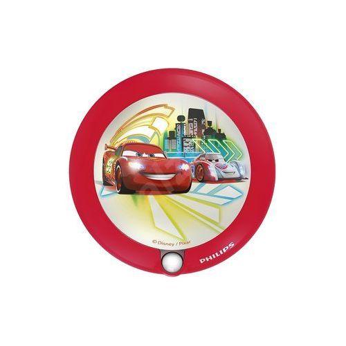 71765/32/16 - led światło orientacyjne dziecięce disney cars 1xled/0,06w/3v marki Philips