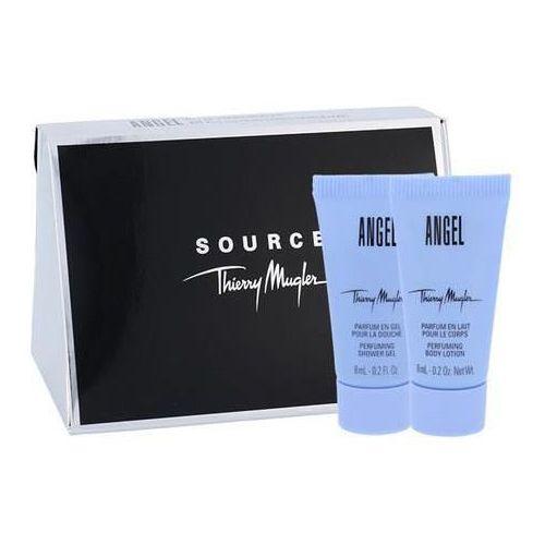 Thierry Mugler Angel W Kosmetyki Zestaw kosmetyków 8ml Balsam + 8ml Żel pod prysznic