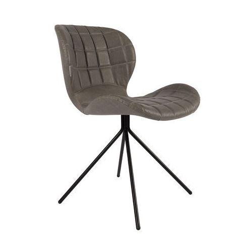 Zuiver krzesło omg ll szare 1100252