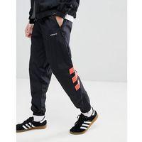 vintage tapered joggers in black cw4989 - black marki Adidas originals