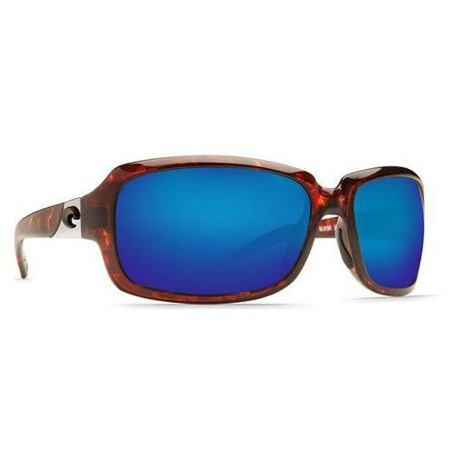 Okulary Słoneczne Costa Del Mar Isabela Readers Polarized IB 10 OBMP, kolor żółty