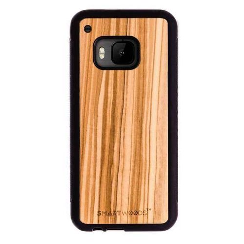 Smart woods Etui smartwoods - oliwka htc one m9