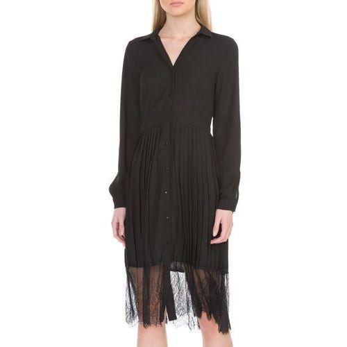 nalou dress czarny s marki Vero moda