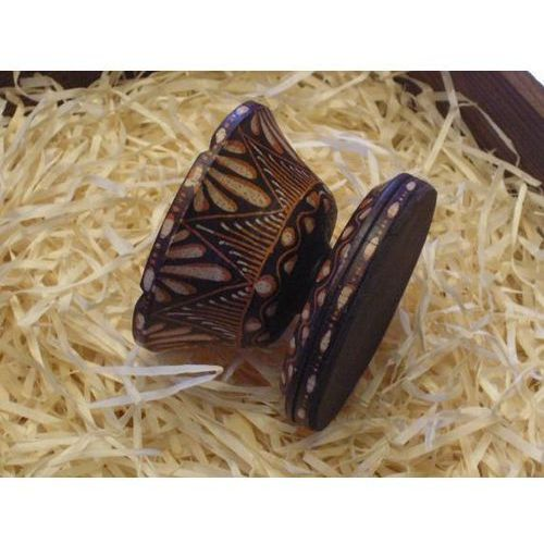 Oryginalny prezent rzeźba drewniana popielnica ii marki Wyspa bali