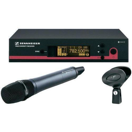 Mikrofon bezprzewodowy  ew 135-e-g3, zestaw z odbiornikiem marki Sennheiser