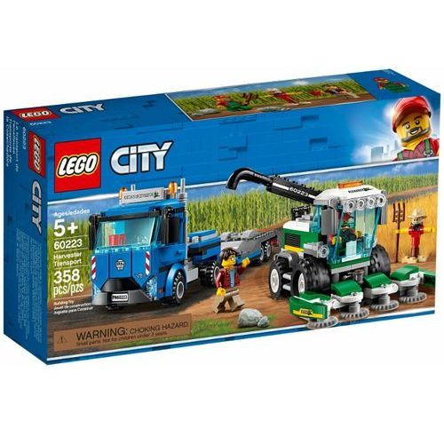 Lego CITY Transporter konju 60223