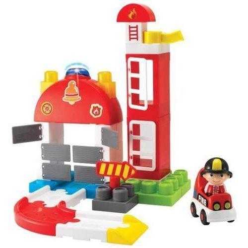 Klocki Builder Straż Pożarna 45 elementów - Anek. DARMOWA DOSTAWA DO KIOSKU RUCHU OD 24,99ZŁ