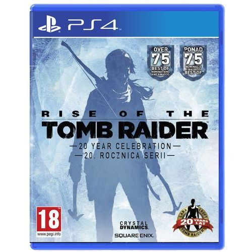 Rise of the Tomb Raider, gra na PS4