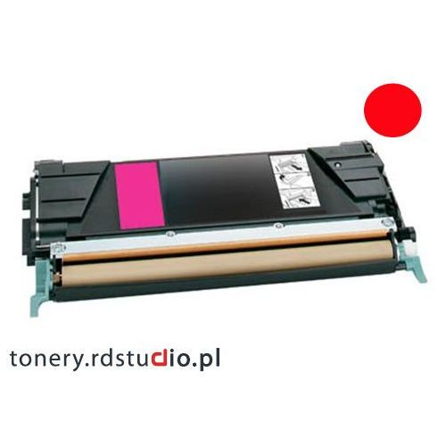Toner do lexmark c522 lexmark c524 lexmark c530 lexmark c532 lexmark c534 - zamiennik lexmark c5220ms magenta [5k] marki Anycolor