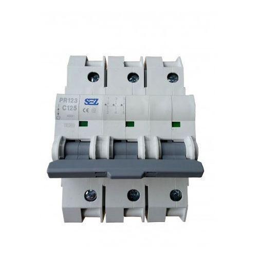 C125A 3P 10kA Wyłącznik nadprądowy bezpiecznik Typ S eska PR123 SEZ 6571