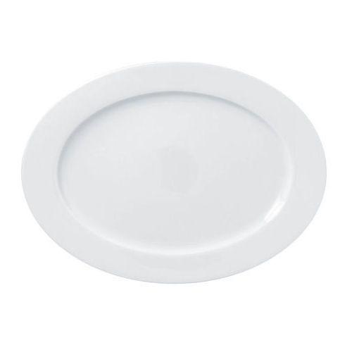 Talerz porcelanowy owalny access marki Rak