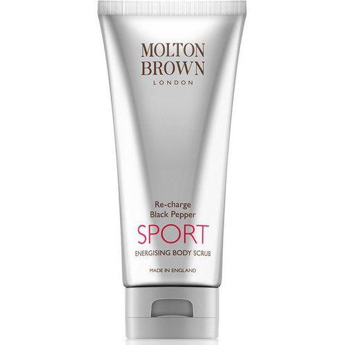 Molton Brown Re-Charge Black Pepper SPORT Energising Body Scrub (200ml)