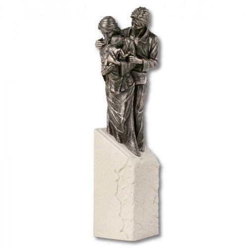 Figurka oddanie - rodzina z dzieckiem - genesis fine art marki Veronese