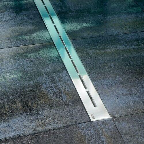 Ravak Runway OZ odpływ liniowy 105 cm nierdzewny X01392