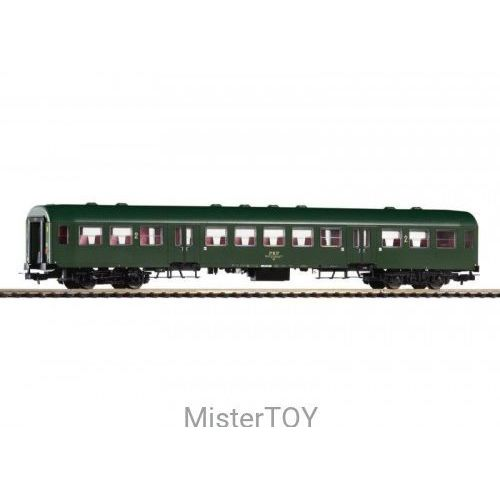 Wagon pasażerski klasy 2 PKP typ 120a, R_96656