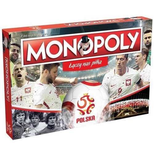 Monopoly. Reprezentacja Polski PZPN (5036905000529)