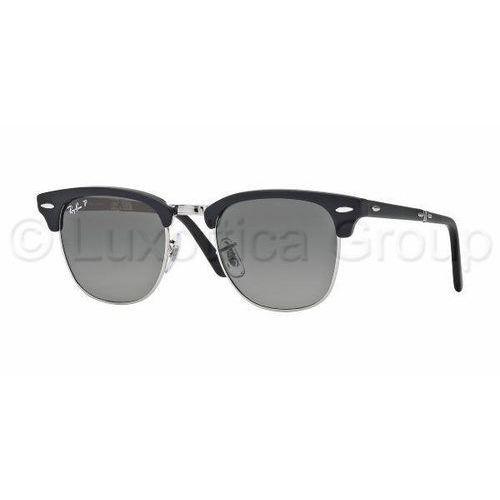 Negocjuj cenę okulary ray ban® clubmaster folding 2176 901sm8 (51) polaryzacja, marki Ray-ban