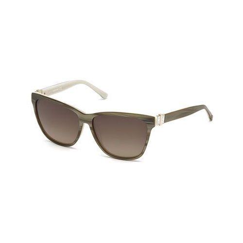 Okulary Słoneczne Swarovski SK 0121 59F