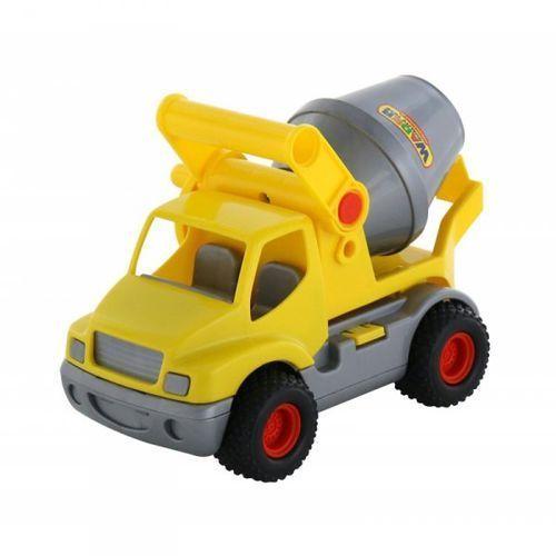 Wader quality toys Samochód betoniarka wader qt construck