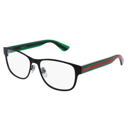 Okulary korekcyjne gg0007o 002 marki Gucci
