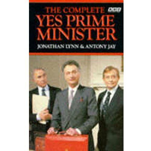 Complete Yes Prime Minister, Lynn, Jonathan Jay, Antony