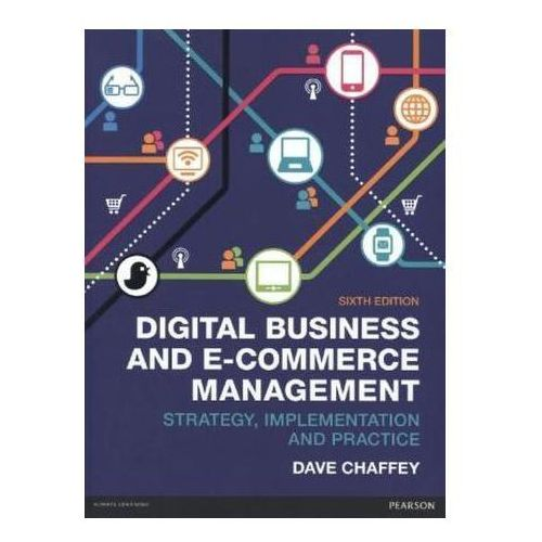 Digital Business and E-Commerce Management, Chaffey, Dave