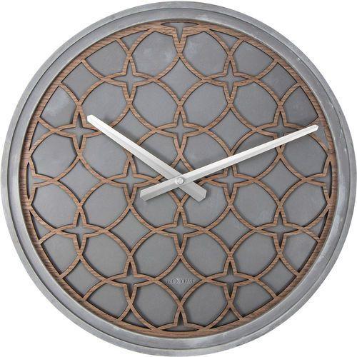Zegar ścienny Concrete Love Nextime (3212 BR) (8717713019015)