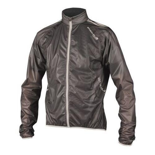Endura fs260-pro adrenaline race cape kurtka mężczyźni czarny s kurtki przeciwdeszczowe
