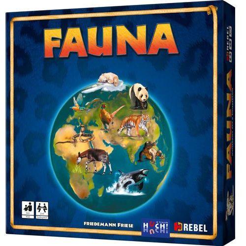 Fauna (druga edycja) - marki Rebel