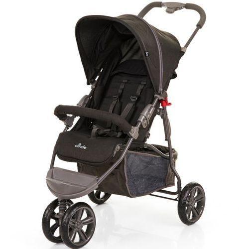 ABC Design wózek dziecięcy Treviso 3 woven 2018 black (4045875047466)