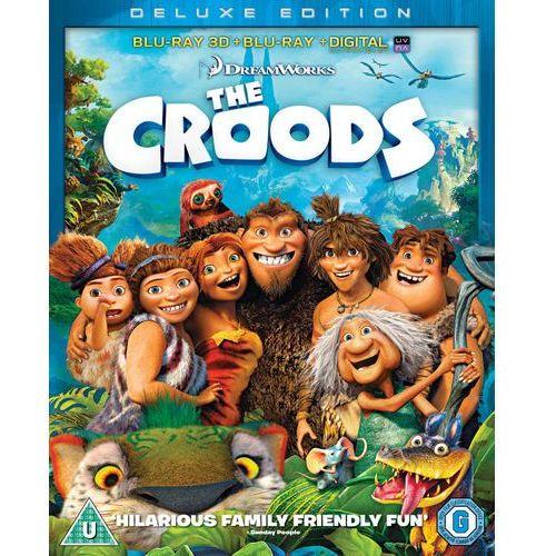 The Croods 3D (Includes 2D Version and UltraViolet Copy) z kategorii Pozostałe filmy
