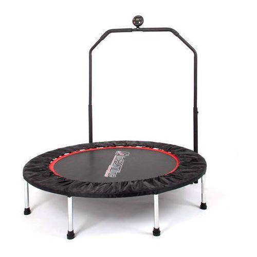 Trampolina fitness z poręczą profi digital 122 cm marki Insportline