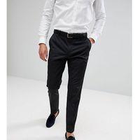 Heart & Dagger Super Skinny Trouser With Mini Print - Black, kolor czarny